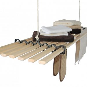Ceiling mounted airer