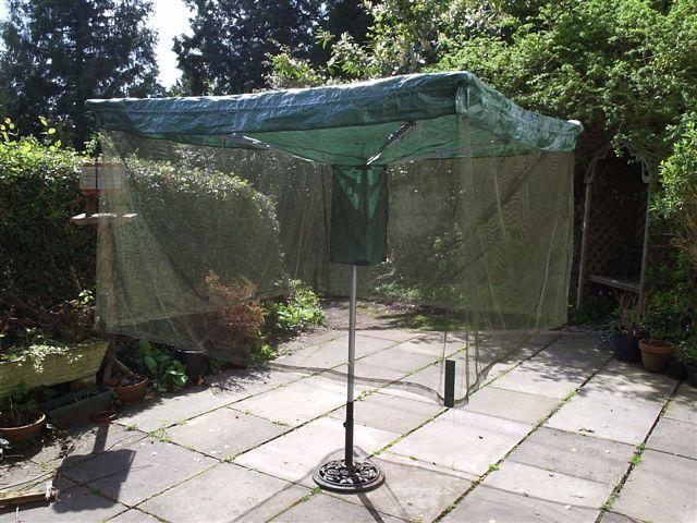 Dryline Adagio Triangular Rotary Washing Line Cover Eco