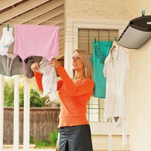 retractable clotheslines