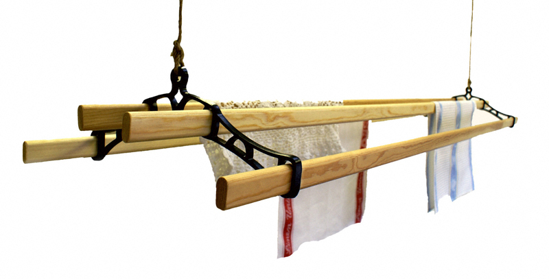 Victorian Kitchen Maid Clothes Airer Eco Washing Lines