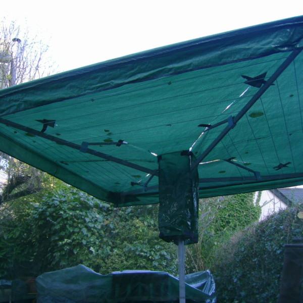 Dryline Adagio Square Rotary Washing Line Cover Eco