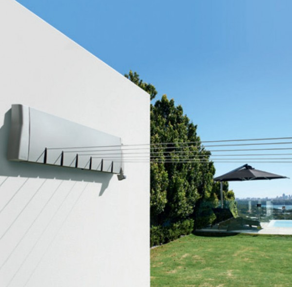Extra Long Retractable Washing Line Clothes Airers Lines And Clotheslines